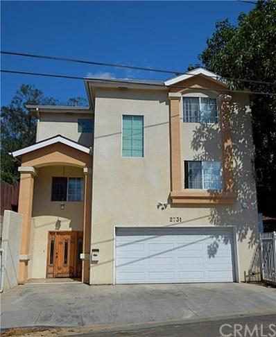 2731 Ballard Street, El Sereno, CA 90032 - MLS#: WS18254207