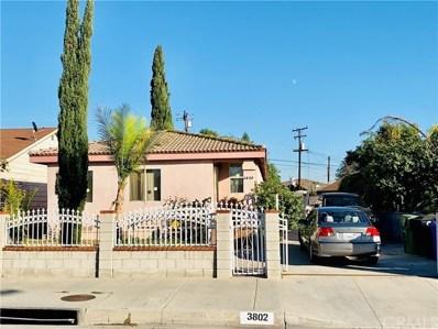 3802 Ellis Lane, Rosemead, CA 91770 - MLS#: WS18255420
