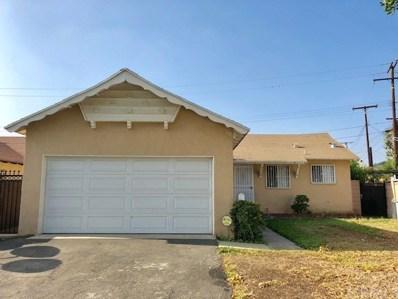 11250 Linard St, El Monte, CA 91733 - MLS#: WS18257693