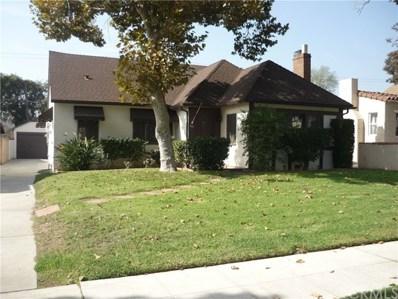 501 N El Molino Street, Alhambra, CA 91801 - MLS#: WS18261383