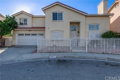 2417 Havenpark Avenue, South El Monte, CA 91733 - MLS#: WS18261810