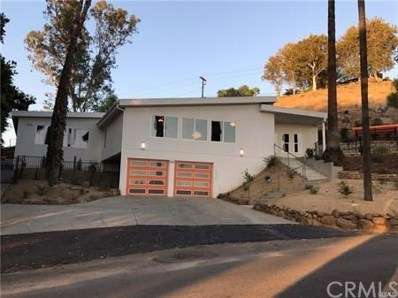 6128 Hawarden Drive, Riverside, CA 92506 - MLS#: WS18262480