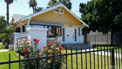 1502 N Main Street, Santa Ana, CA 92701 - MLS#: WS18265431