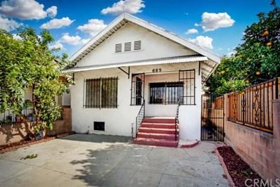 665 Cypress Avenue, Los Angeles, CA 90065 - MLS#: WS18265473