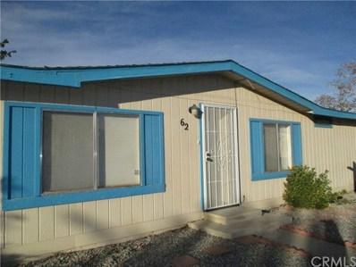 21621 Sandia Road UNIT 62, Apple Valley, CA 92308 - #: WS18268066