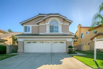 9819 Via Esperanza, Rancho Cucamonga, CA 91737 - MLS#: WS18269164