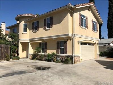 9619 Cortada Street UNIT F, El Monte, CA 91733 - MLS#: WS18269887