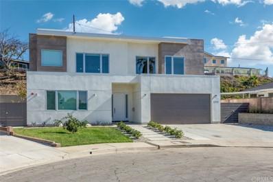 1375 Sunnyslope Place, Monterey Park, CA 91754 - MLS#: WS18271342