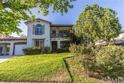 1729 Tamarron Drive, Corona, CA 92883 - MLS#: WS18271852