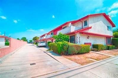 717 E. Newmark Ave. UNIT A, Monterey Park, CA 91755 - MLS#: WS18276983