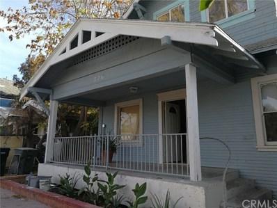 526 W Center Street, Pomona, CA 91768 - MLS#: WS18281004