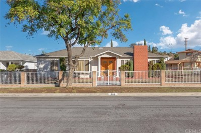 369 E Floral Drive, Monterey Park, CA 91755 - MLS#: WS18287431