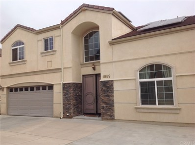 8869 Duarte Road, San Gabriel, CA 91775 - MLS#: WS18288569