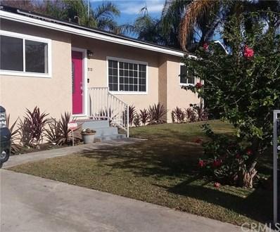 513 E Cherry Avenue, Monrovia, CA 91016 - MLS#: WS18296772