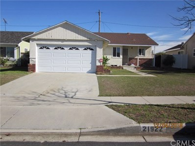 21922 Ladeene Avenue, Torrance, CA 90503 - MLS#: WS19001955