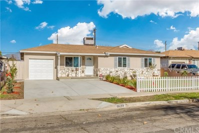 1699 Fellows Place, Pomona, CA 91767 - MLS#: WS19002575