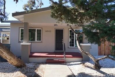6043 Golden West Avenue, Temple City, CA 91780 - MLS#: WS19002781