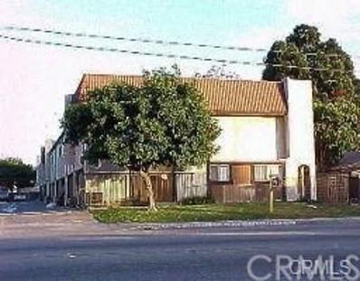 3634 Durfee Avenue UNIT D, El Monte, CA 91732 - MLS#: WS19003593