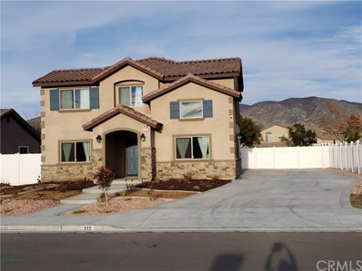 515 Montego Street, San Jacinto, CA 92582 - MLS#: WS19005561