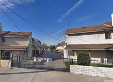 9471 Cortada Street UNIT D, El Monte, CA 91733 - MLS#: WS19005930