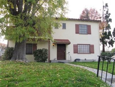 525 N Alahmar Street, Alhambra, CA 91801 - MLS#: WS19011236