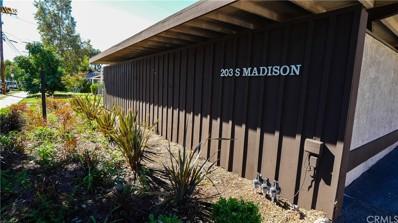 203 S Madison Avenue, Monrovia, CA 91016 - MLS#: WS19015436