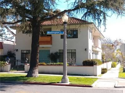 2402 Washington Avenue, Santa Monica, CA 90403 - MLS#: WS19017800