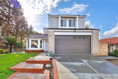 2425 Songbird Lane, Rowland Heights, CA 91748 - MLS#: WS19017977