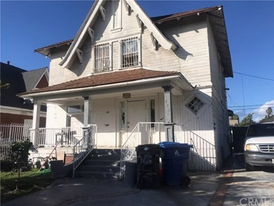 485 E 47th Street, Los Angeles, CA 90011 - MLS#: WS19024138