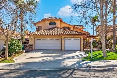 2924 Dartmouth Circle, Corona, CA 92879 - MLS#: WS19030034