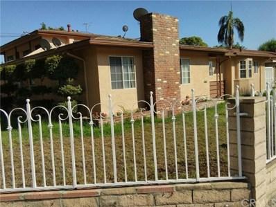 3740 Tyler Ave, El Monte, CA 91731 - MLS#: WS19035073