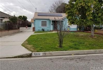 1209 S Gladys Avenue, San Gabriel, CA 91776 - MLS#: WS19042147