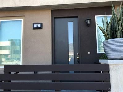 422 W Route 66 UNIT 15, Glendora, CA 91740 - MLS#: WS19047336