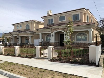 306 N Alhambra Avenue, Monterey Park, CA 91755 - MLS#: WS19058937