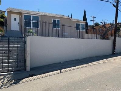 1406 Helen Drive, Los Angeles, CA 90063 - MLS#: WS19063717