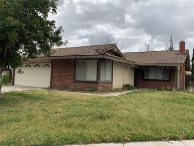13248 Sunbird Drive, Moreno Valley, CA 92553 - MLS#: WS19078129