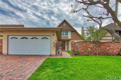 124 W Simmons Avenue, Anaheim, CA 92802 - MLS#: WS19086935