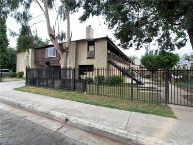 11131 Dodson Street UNIT 1, El Monte, CA 91733 - MLS#: WS19106906