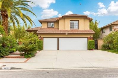 3435 VanTage Pointe Drive, Rowland Heights, CA 91748 - MLS#: WS19108455