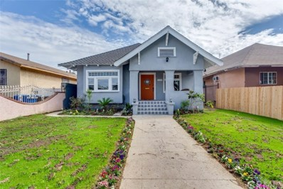 2934 S Hobart, Los Angeles, CA 90018 - MLS#: WS19114167