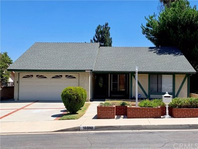 18590 Fieldbrook Street, Rowland Heights, CA 91748 - MLS#: WS19124539