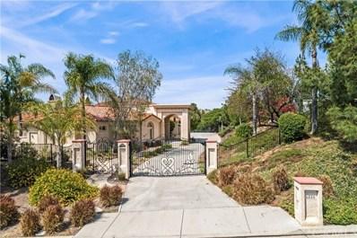 6886 Wyndham Hill Drive, Riverside, CA 92506 - MLS#: WS19133261