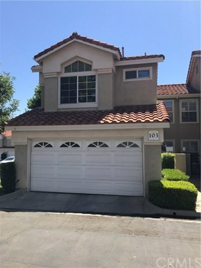 1140 San Marino Court UNIT 103, Corona, CA 92881 - MLS#: WS19137335