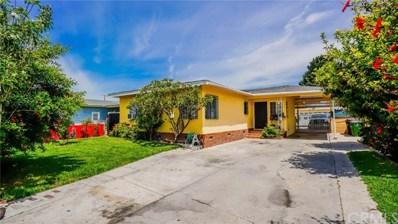 313 W Glencoe Street, Compton, CA 90220 - MLS#: WS19140276