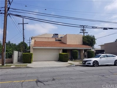 713 E Fairview Avenue UNIT K, San Gabriel, CA 91776 - MLS#: WS19141349