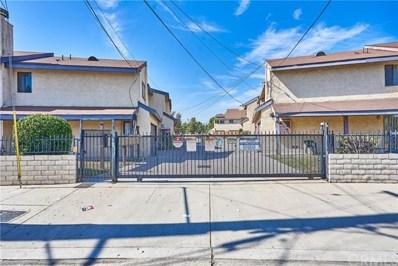 9471 Cortada Street UNIT G, El Monte, CA 91733 - MLS#: WS19149354