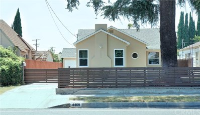 4409 Muscatel Avenue, Rosemead, CA 91770 - MLS#: WS19161056