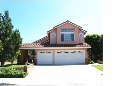 18534 Dancy Street, Rowland Heights, CA 91748 - MLS#: WS19162762