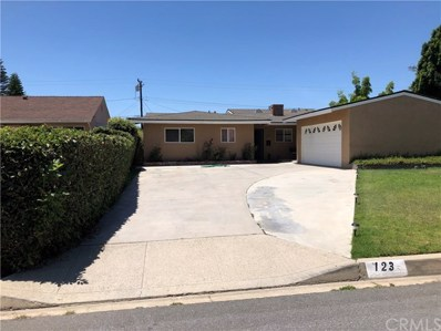 123 S Meadow Road, West Covina, CA 91791 - MLS#: WS19166622