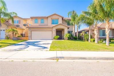 15825 Athena Drive, Fontana, CA 92336 - MLS#: WS19167202